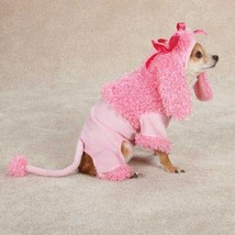 Zack & Zoey Pink Poodle Dog Halloween Costume XS-XL Pet costumes - $20.99