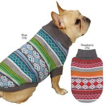 Northern Light Dog Turtleneck Sweater Pet  East Side Collection Apparel  - $15.99+