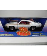 Ertl 1969 1:18 Pontiac GTO Judge GTO Nationals Issue #1 PYE 1/2500 White - $69.76