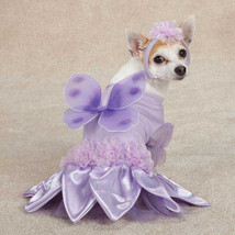 Casual Canine Sugar Plum Fairy Dog Halloween Costume Pet costumes XS-XL ... - $14.99