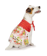 Dog Hawaiian Breeze  Dog Dress Sundress Aloha Tropical Style Hawaii Pet ... - $12.99
