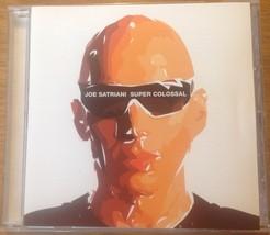 Joe Satriani Super Colossal Cd (2006) Epic  - $6.99