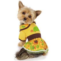 Dog Dress Jungle Bunch Turtle Dog Dress Sundress  Pet XXS-M - $13.99