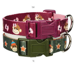 Monkey Business Dog Collar Collars  East Side C... - $8.99 - $10.99