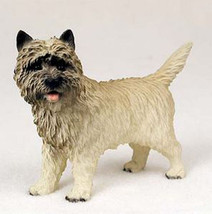 Cairn Terrier (Red) Dog Figurine Statue Hand Painted Resin Gift Pet Lovers - $15.66