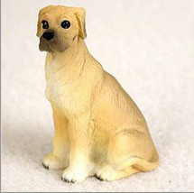 Great Dane (Fawn Uncropped) Tiny Ones Dog Figurine Statue Pet Lovers Gift Resin - $8.99