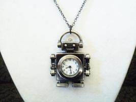 Robot Watch Pendant - $25.00