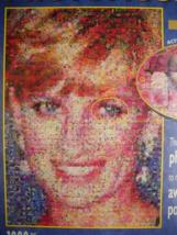 Buffalo Games Jigsaw Puzzle Diana Princess Of Wales Photomosaics Sealed ... - $12.99