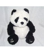 "Kohls Cares For Kids PANDA BEAR Plush 9 1/2"" Sitting - $11.96"