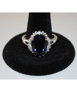 125th Avon Anniversary Collectible Majestic Princess Ring (NIB) Size 10 - $19.99