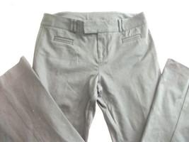 INC PANTS BLACK TROUSERS CAREER WORK DRESS PANTS Flare Leg Womens Size 12 - $9.99