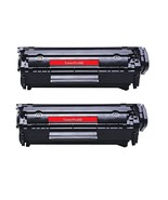 2PK Canon 104 FX9 FX10 C104 Toner Cartridge for ImageClassMF4270 MF4350d MF4150 - $16.19