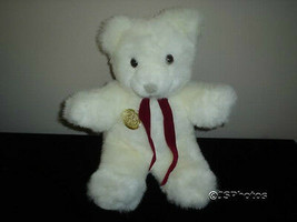 Gund Vanilla Truffles Bear 14 inch Collectors Classic 1983 - $120.15
