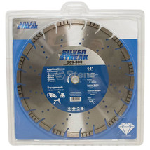 Stens 309 300 silver streak laser welded all cut blade thumb200