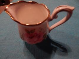 American Beauty Creamer Bone China Royal Albert Free Shipping  - $28.99