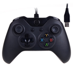 3m Wired Game Controller for Xbox One New Joystick Gamepad-BLACK