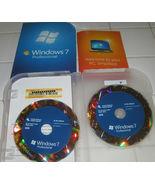 Windows 7 Professional Full Version - $99.99