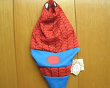 Spiderman Dog Pet Halloween Costume - NEW with TAGS - Size Medium
