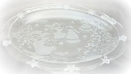 Mikasa Angel Music Crystal Sweet Dish Vintage - $8.00