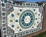 enchanted treasures floral charmed triple moon blue yellow white celtic pattern 1 thumb155 crop