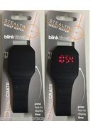 Stealth Wrist Watch, Blink Timer (2015 Loot Crate) - $10.00
