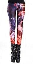 Hallows Eve vampire cartoon leggings size medium [Apparel] - $23.56