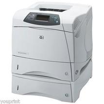 HP Laserjet 4300DTN Monochrome Workgroup Laser ... - $199.74