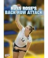 Russ Rose's Back Row Attack (DVD) [DVD] - $94.04