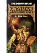Greyhawk The Demon Hand Book 5 by Rose Estes Fantasy - $5.00