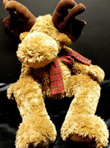 "Boyds Bear ""McIntyre Mooseltoes""  #93580V-QVC Exclusive-25"" Plush Moose-NWT-2004 - $89.99"