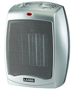 Portable Ceramic Heater Personal Electric Space 1500w Thermostat Compact - $37.32