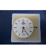"SWISS ETA 955.412  7J  G.MONNIN ""PARIS""  BEAUTIFUL DIAL, STEM & CROWN, N... - $35.00"