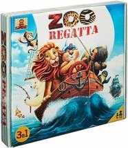 ZOORegatta -  Board game for children 4 yo+ - $29.69