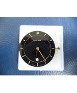 SWISS ETA 955.414  7J  MONDAINE  BEAUTIFUL 30mm DIAL, STEM & CROWN, NEW ... - $35.00