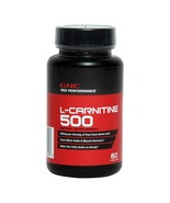 GNC L-Carnitine (500 mg), 60 tablet(s) Unflavoured - $79.95