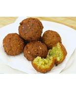 RECIPE FOR FALAFEL AND FOR HUMMUS HOME MADE FROM ISRAEL - $0.99