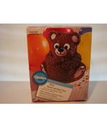 WILTON MINI STAND UP BEAR 1997 CAKE PAN ALUMINUM # 2105 - 489   - $16.95