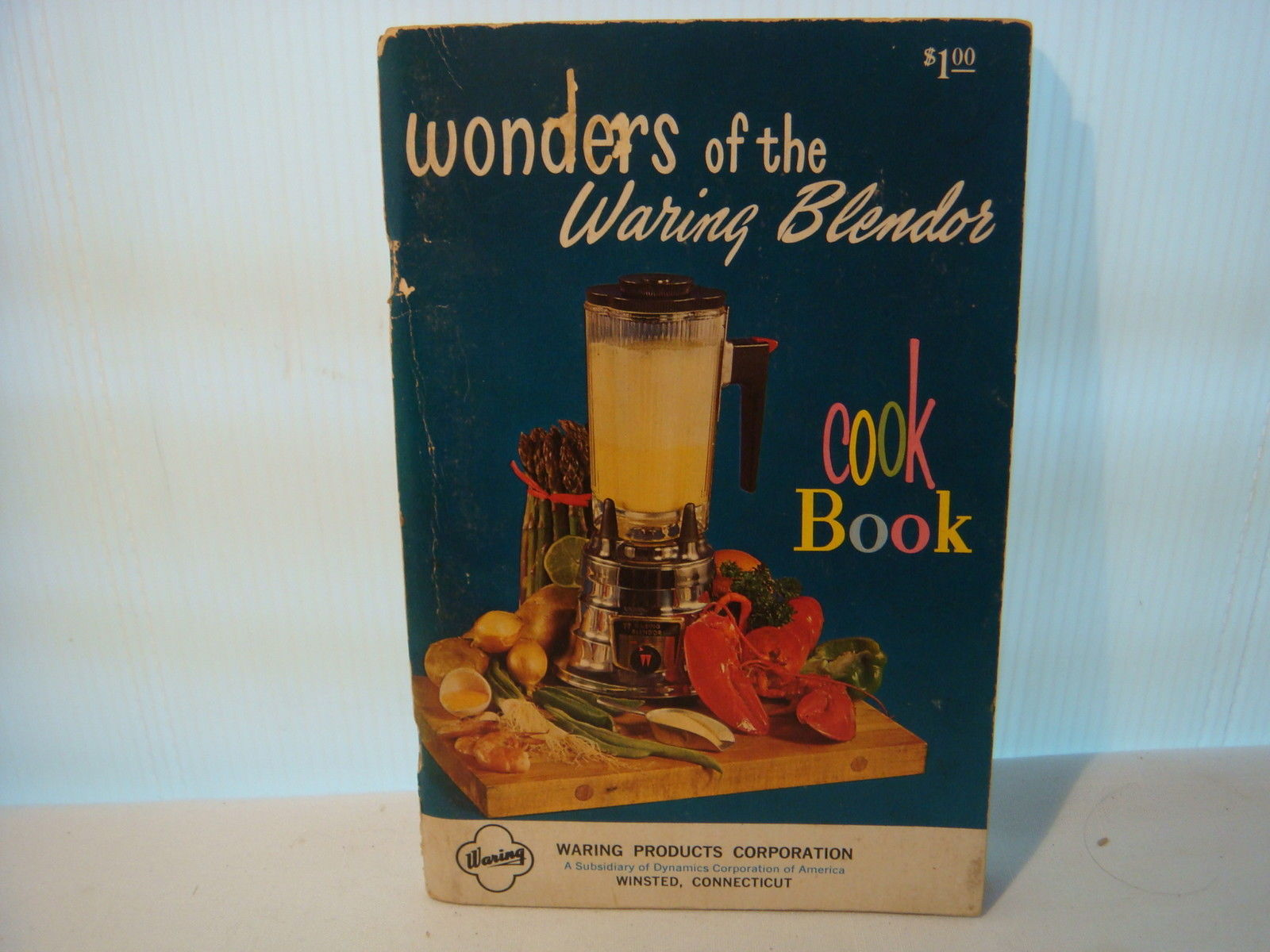 Wonders Of The Waring Blender Cookbook 1950s and 50 similar items