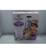 WILTON COOKIE PRO ULTRA II WORLD'S BEST COOKIE PRESS - $15.95