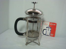 LAROMA 8 CUP COFFEE PRESS COFFEE MAKER JUST ADD HOT WATER - $18.95