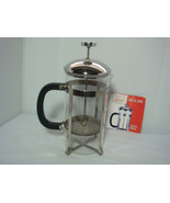 LAROMA 8 CUP COFFEE PRESS COFFEE MAKER JUST ADD HOT WATER - $18.95