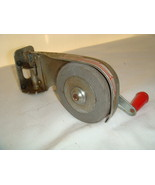 VINTAGE SWING-A-WAY WALL KNIFE SHARPENER - $23.95