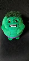 "The Incredible Hulk Ty Beanie Balls Plush Ball 9"" Marvel Avenger Stuffed Ball - $15.88"