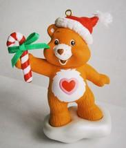 SANTA CARE BEARS CHRISTMAS TREE ORNAMENT MINT IN BOX. AMERICAN GREETINGS... - $14.98