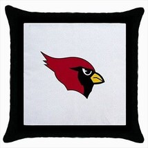 Arizona Cardinals Throw Pillow Case - NFL Football - £12.29 GBP