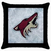 Phoenix Coyotes Throw Pillow Case - NHL Hockey - $16.44