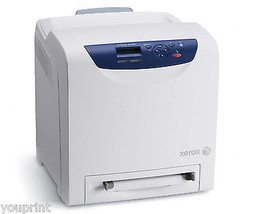 Xerox Phaser 6140/N Color Laser Printer Workgroup Network - $255.42