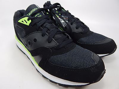 Saucony Original Master Control Retro Men's Size US 8 M (D) EU 41 Black 70076-12