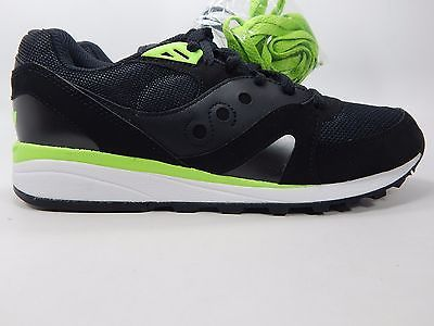 Saucony Original Master Control Retro Men's Sz US 8.5 M (D) EU 42 Black 70076-12