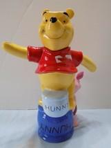 Walt Disney Pooh, Piglet Tea Ceramic 28 Oz Teapot New Unused In Box - $11.22